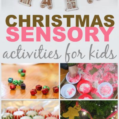 Christmas Sensory Activities