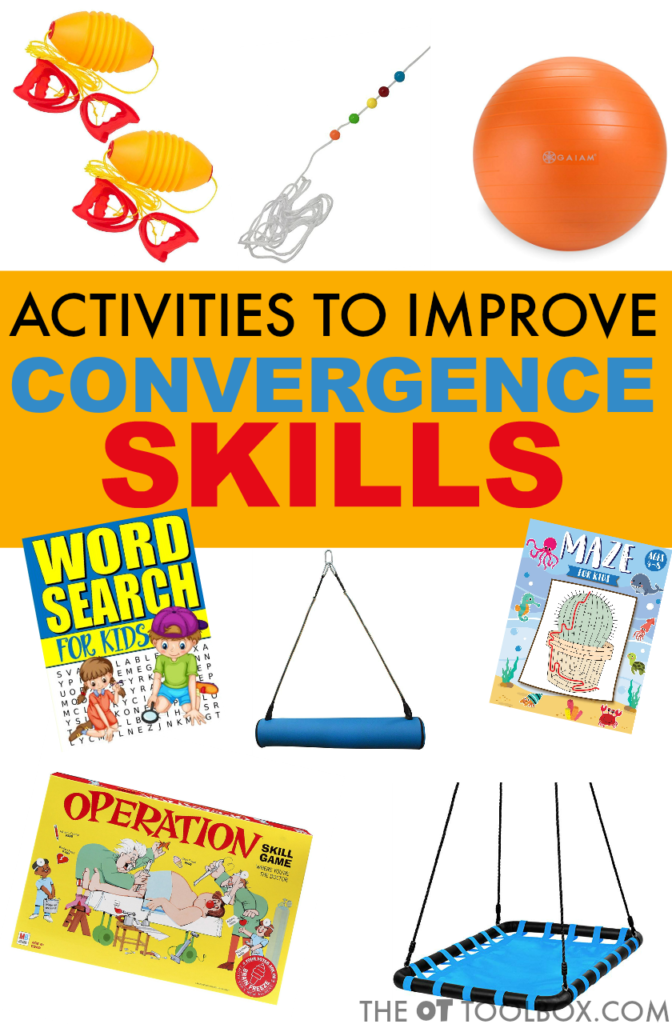 Convergence activities