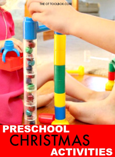 Preschool-christmas-activities