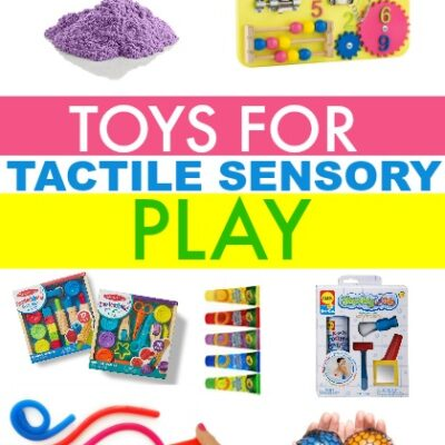 Toys to Improve Tactile Sensory Awareness