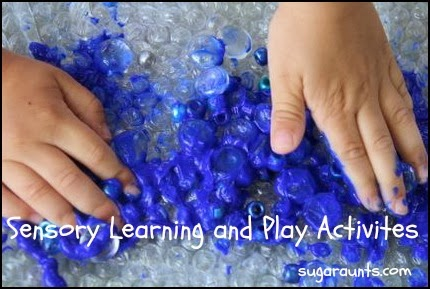 Sensory Play Ideas for Kids