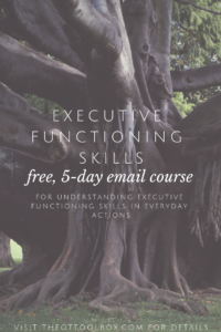 free executive function course
