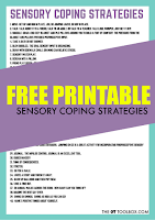 Sensory Coping Strategies