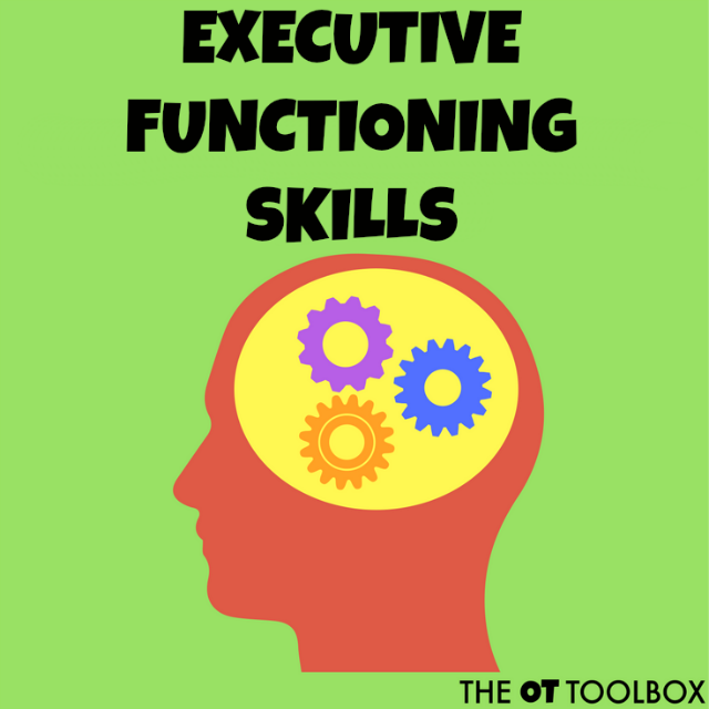 Executive functioning skills for kids