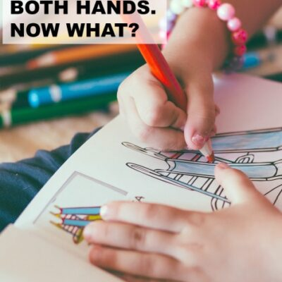 Writing with Both Hands-What you Need to Know