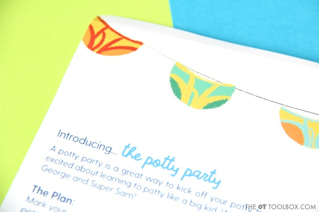 Teach kids potty training with a meaningful and motivating potty training incentive.