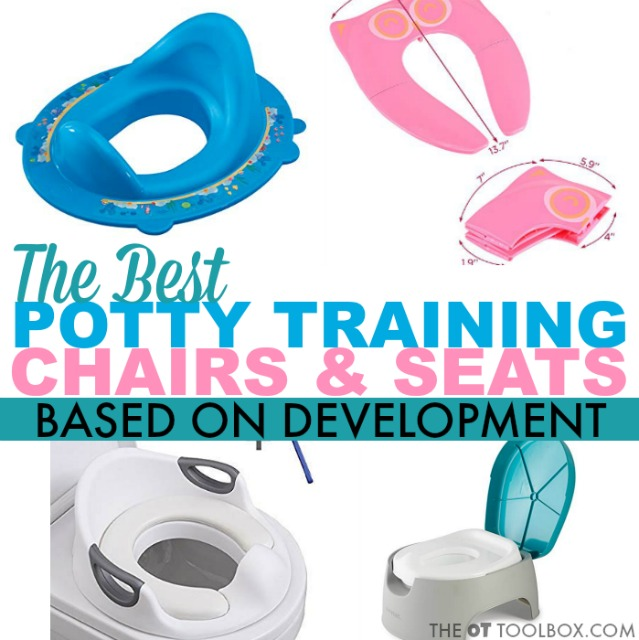 Superb Potty Training Seats For Special Needs The Ot Toolbox Beatyapartments Chair Design Images Beatyapartmentscom