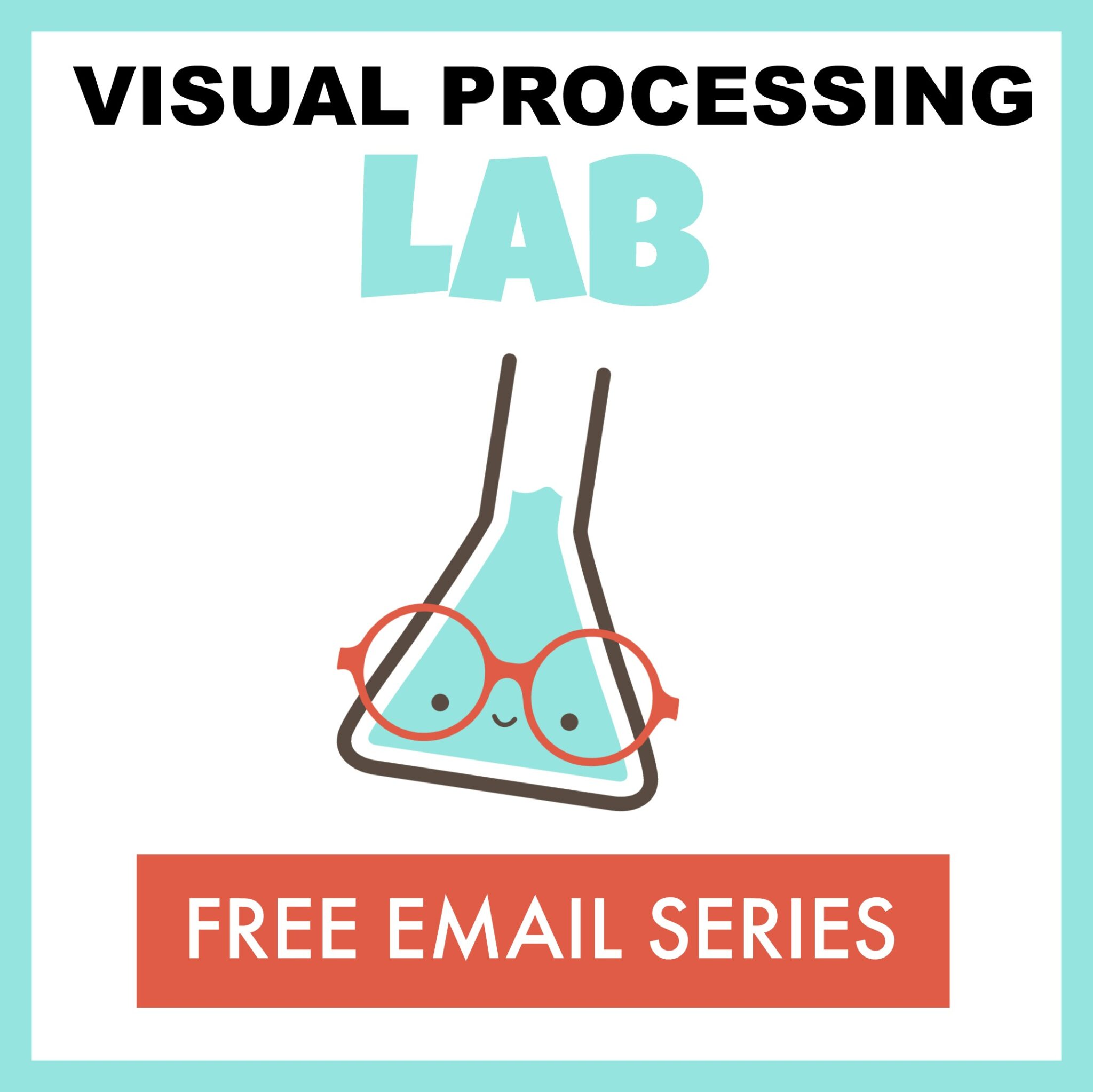 Free visual processing email course