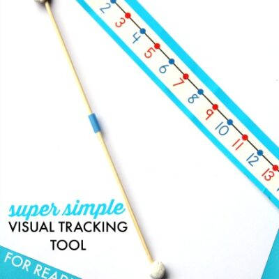 Super Simple Visual Tracking Tool