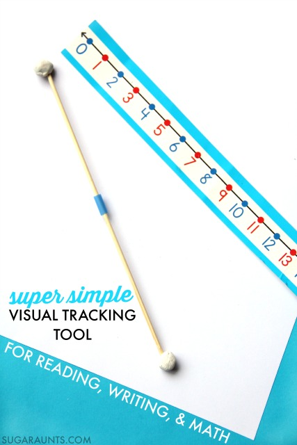 DIY Visual tracking tool