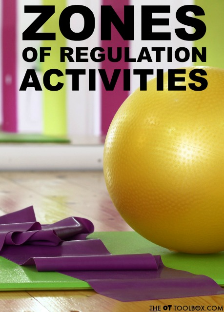 These ZOnes of Regulation activities are fun ways to teach self-regulation and coping strategies along with the zones of regulation program.
