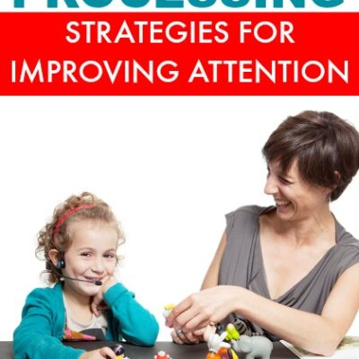 Improve Attention with Auditory Processing