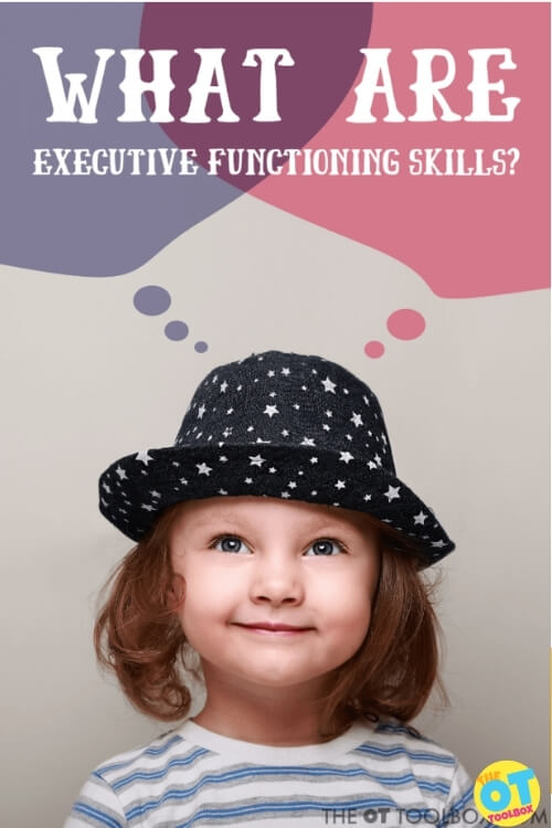 What are executive functioning skills