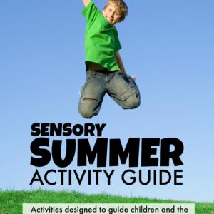 summer sensory activiites