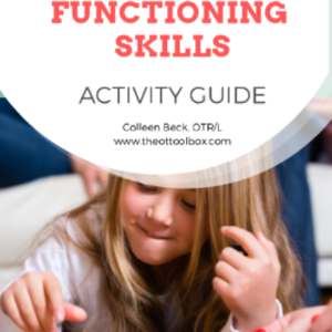 executive functioning skills activity guide The OT Toolbox
