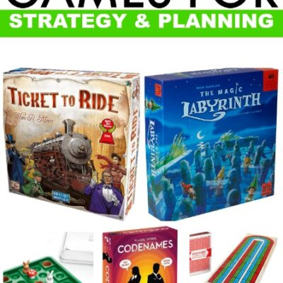 More Games for Executive Function