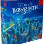 Labyrinth game for improving executive function