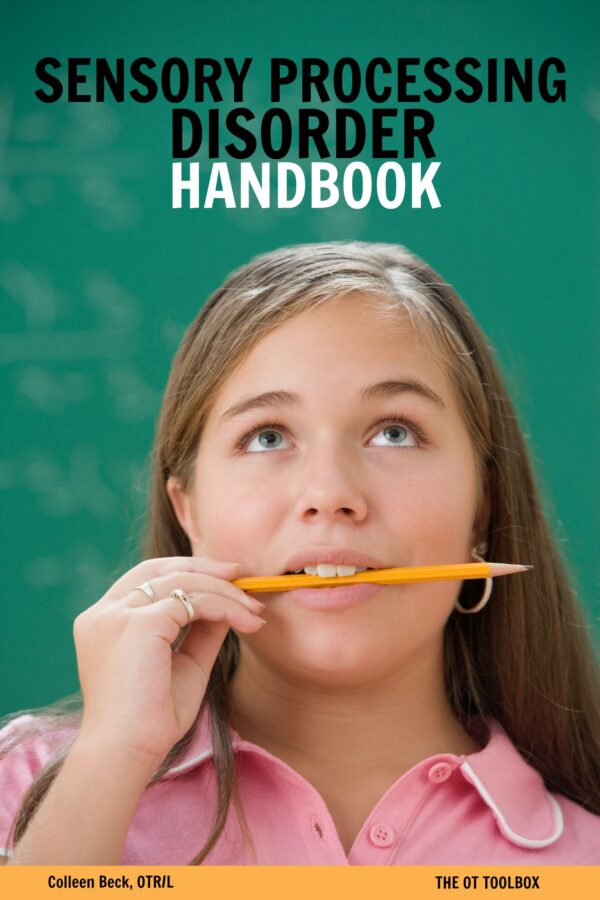 Sensory Processing Disorder Handbook explains SPD