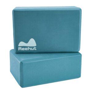 Yoga blocks make a great DIY alternative seating option for the classroom.