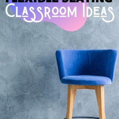 DIY Flexible Seating Ideas