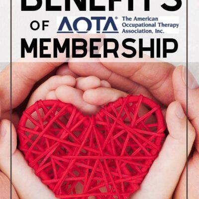 Benefits of AOTA Membership