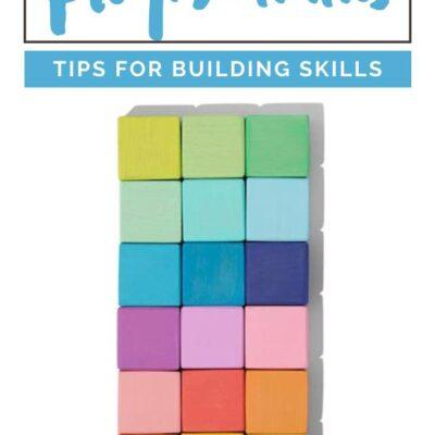 Build Skills with Building Block Activities