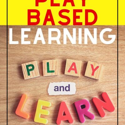 Play Based Learning Tool