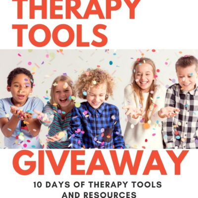 Therapy Tools Giveaway