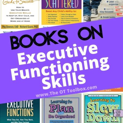 Books About Executive Functioning