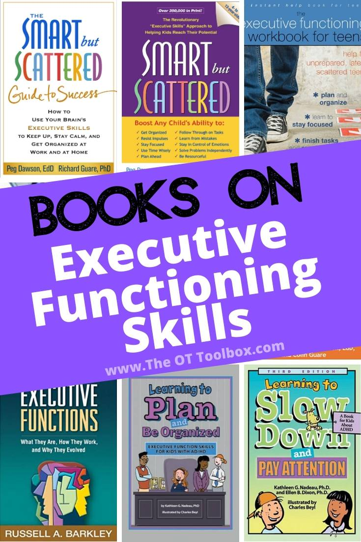 books to teach executive functioning skills