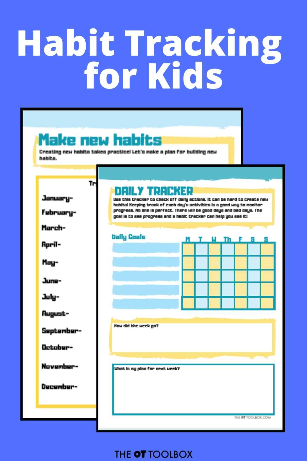 Kids can establish healthy habits with these strategies.