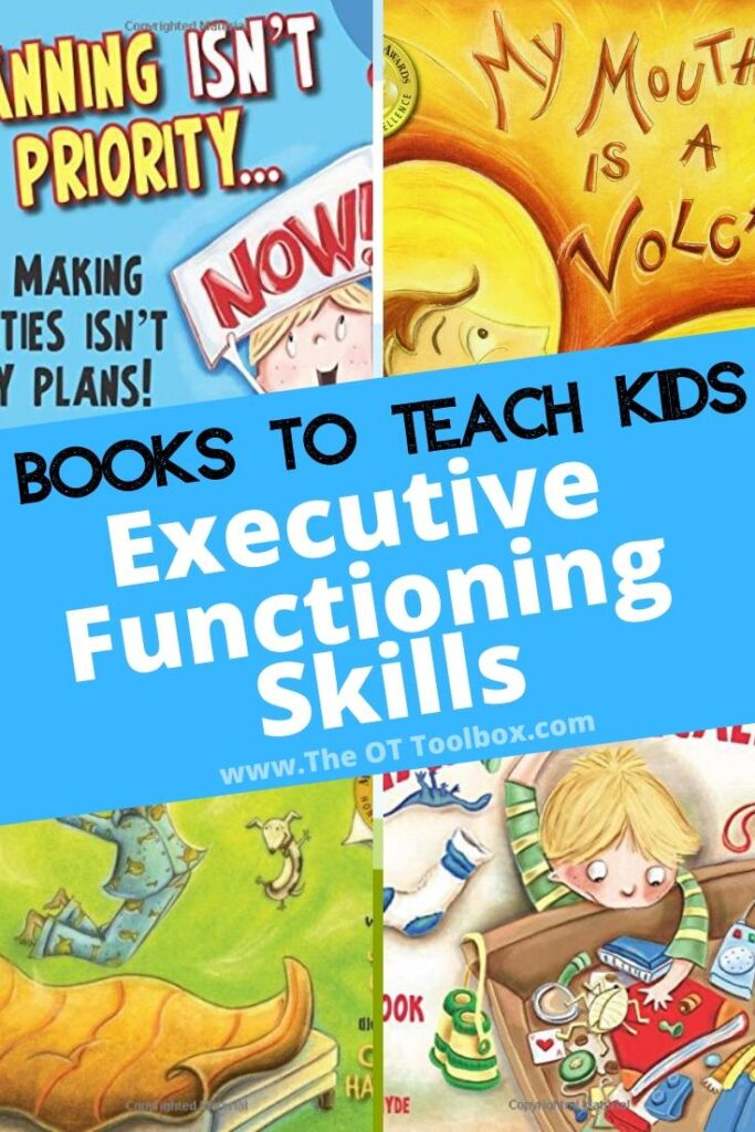 Executive function books for kids