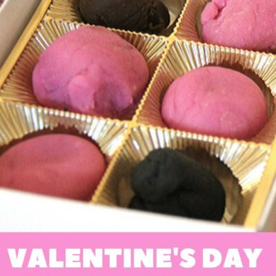 Valentine's Day Play Dough