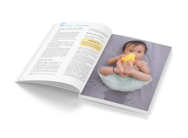 The Toilet Training Book resource for parents and therapists