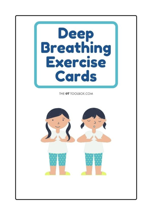 Deep breathing exercises for kids
