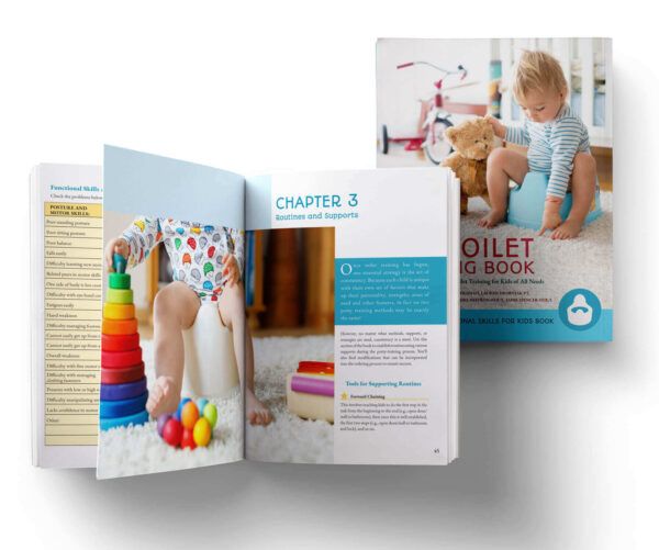 Resources for toilet training kids of all abilities