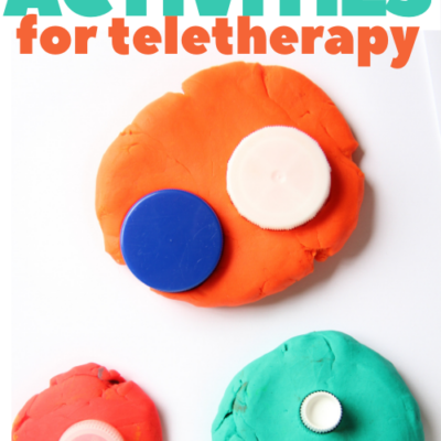 Working on Fine Motor Skills in Teletherapy
