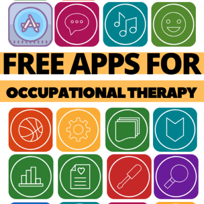 Free Apps for Occupational Therapy