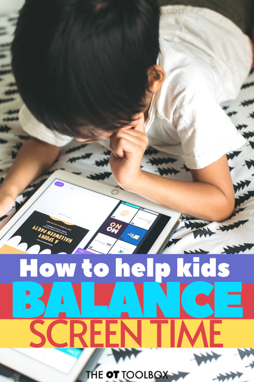 Strategies to help kids balance screen time in the Digital Devastation Solutions course