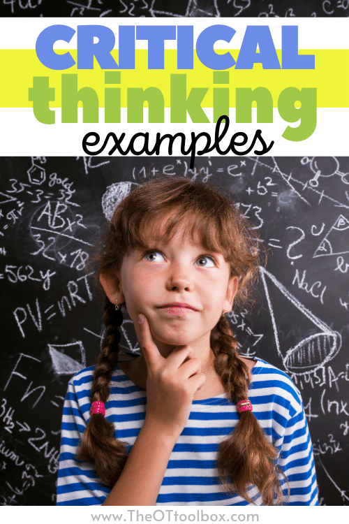 These critical thinking examples and tips will help kids build critical thinking skills to learn and develop.