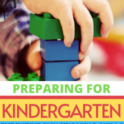 Kindergarten Readiness and Executive Functioning Skills