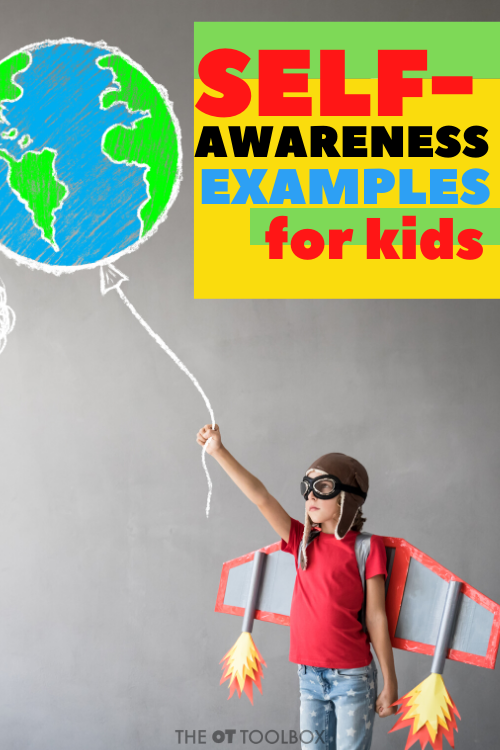 Self awareness examples and self reflection strategies for kids