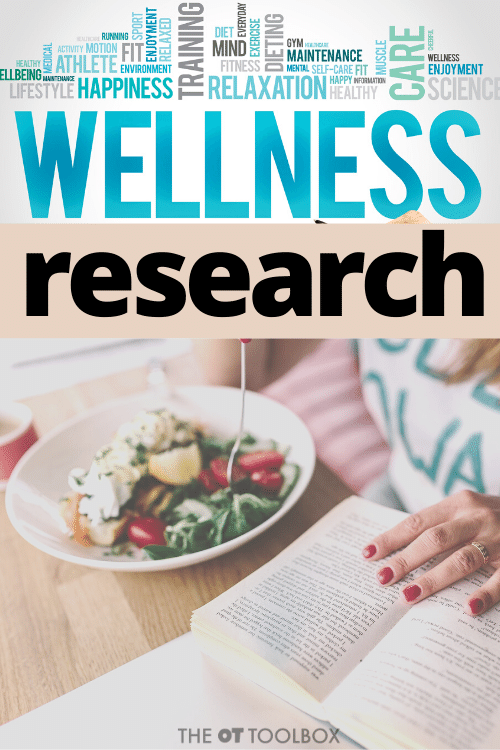 This wellness research covers health and wellness programs, wellness tools, wellbeing in schools, and much more.