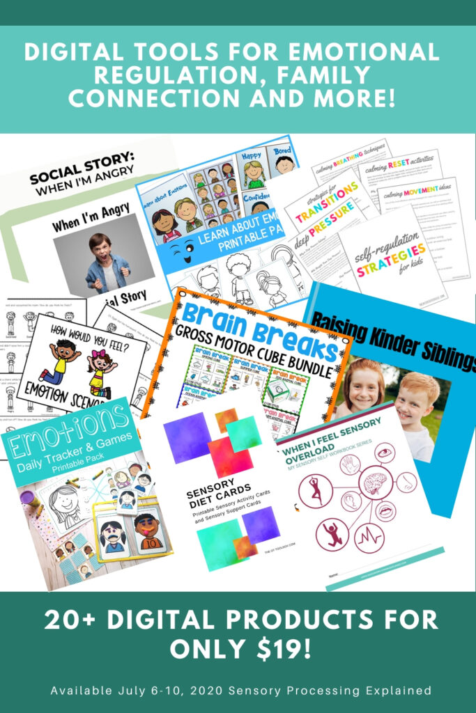 Creating connections emotional regulation tools