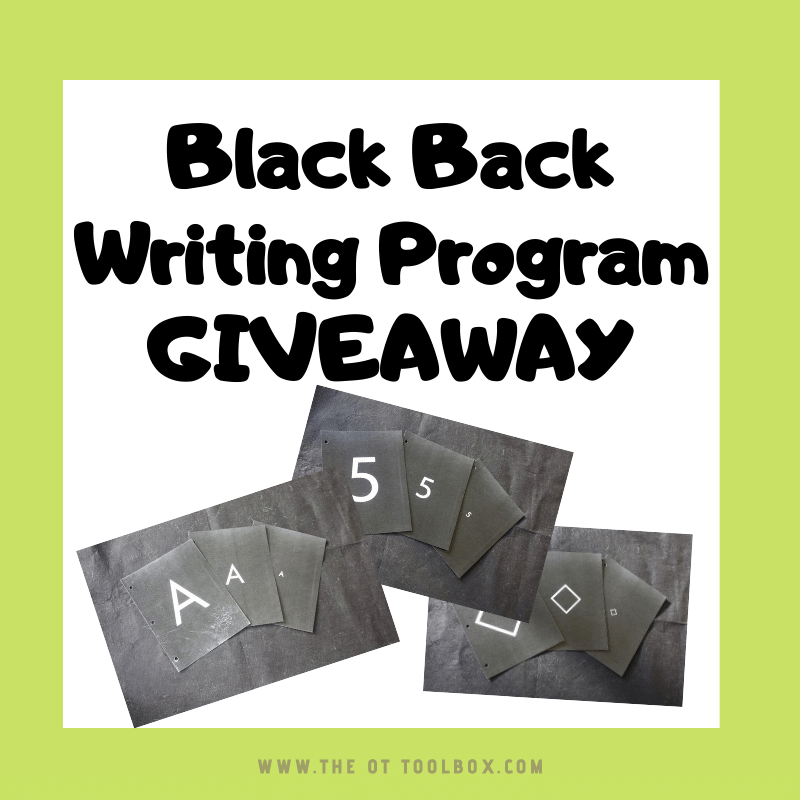 BlackBack writing program