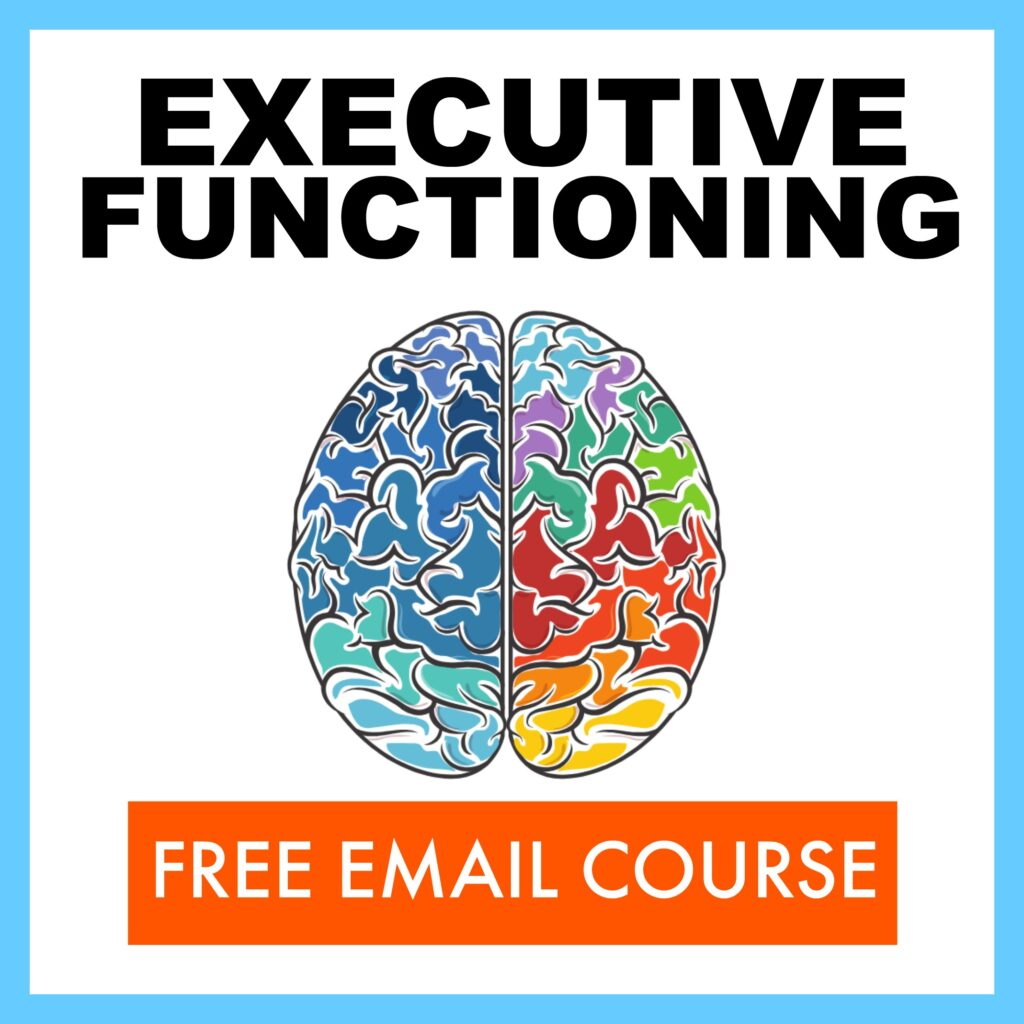 free executive functioning course