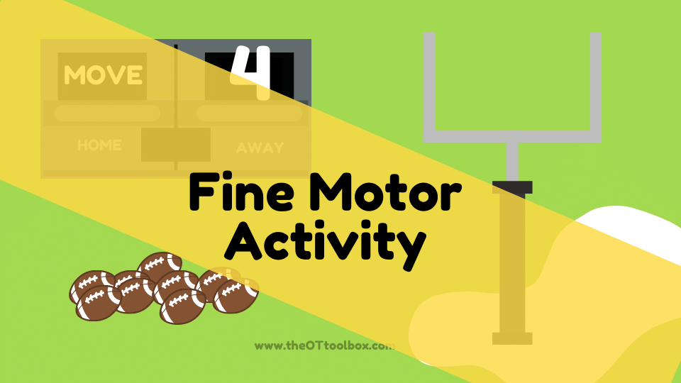 football theme therapy slide deck