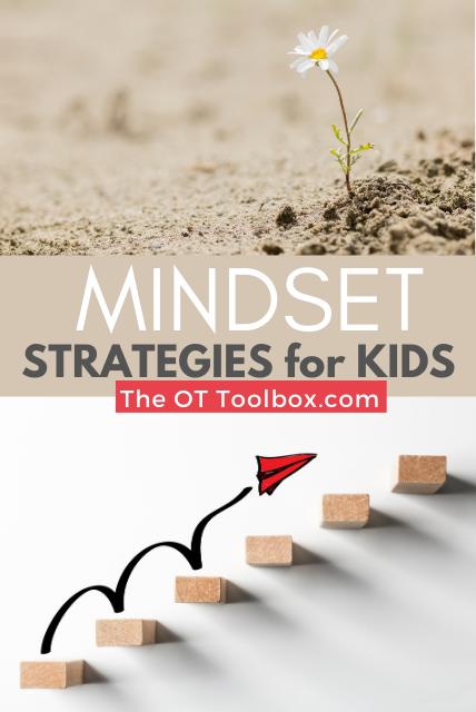 Mindset strategies for kids