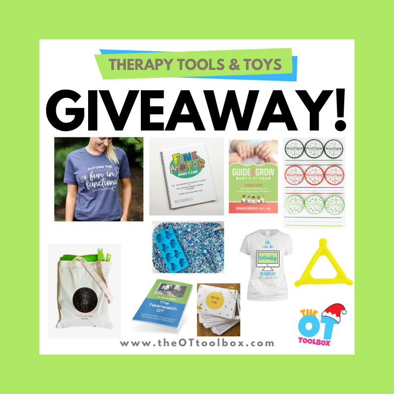 occupational therapy giveaway