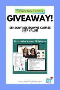 Overcoming sensory meltdowns